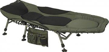 Anaconda Cusky Bed Chair 6 Bedchair 200×87 7151866 Liege Karpfenliege -