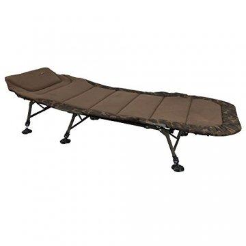 Fox R3 Camo Bedchair XL 223×101 cm -