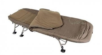 Nash Zed Bed 3 SS Wide Sleep System -